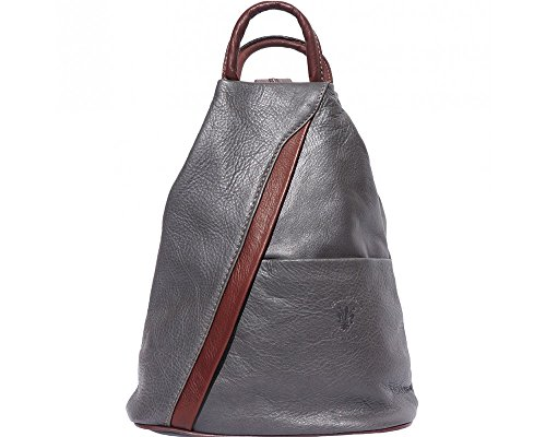 LaGaksta SubMedium Size Italian Leather Backpack Purse and ...